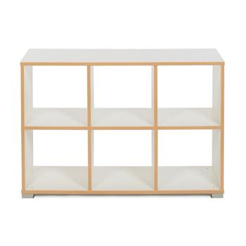 Cube Room Dividers, 6 Cube (horizontal)