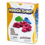 Kinetic Sand, Mixed Colour, Box of 3 x 1Kg