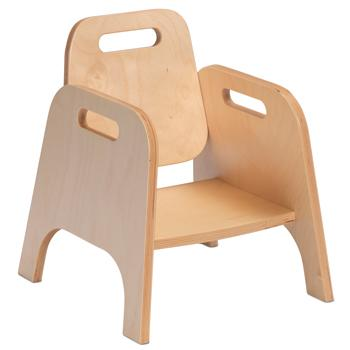 Wooden Tables & Chairs, Sturdy Chair