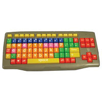 Children's Coloured Keyboard, Easy to Use, Each