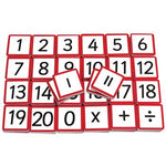 Magnetic Tiles, Number Chunkies, Set of 52