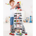Wooden Toys, Four Stage Rocket Ship, Age 3+, Each
