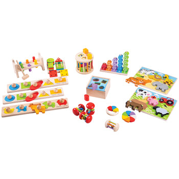 Nursery Toy Bulk Set