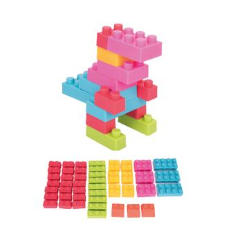 Chunky Soft Bricks, Set of 45 Pieces