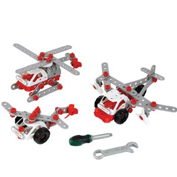 3 In 1 Sets, Helicopter, Age 3+, Set