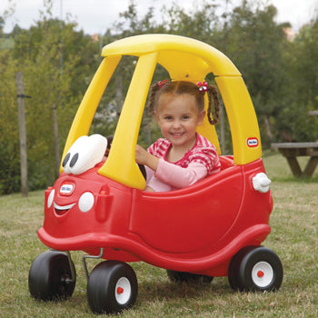 Play Vehicles, Little Tikes Cozy Coupe, Age 18 Months +, Each