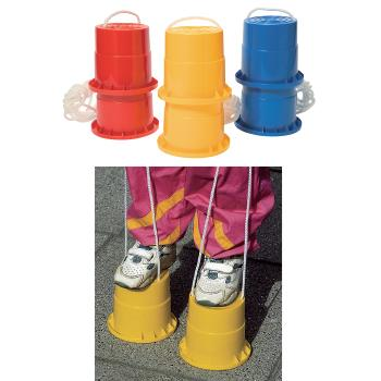 Stilts, Age 3+, Set of 3 Pairs