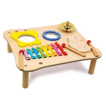 Tabletop Coordination Sets, SENSORY MUSIC TABLE, Each