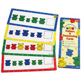 Three Bear Family, Pattern and Sequencing Cards, Set of 15