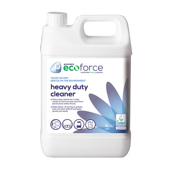 Heavy Duty Cleaner, Premiere Products, Case of 2 x 5 Litres
