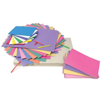 Bumper Value Assorted Packs, Assorted Basic Paper & Card, Pack of 1200 Sheets