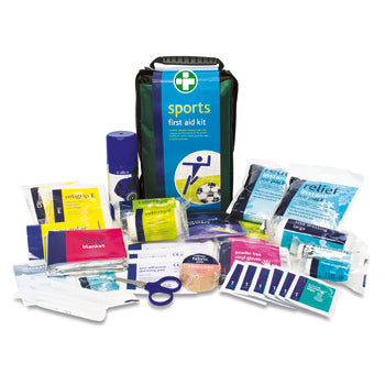 Specialist First Aid Kits, Sports, 250 x 180 x 95mm, Kit