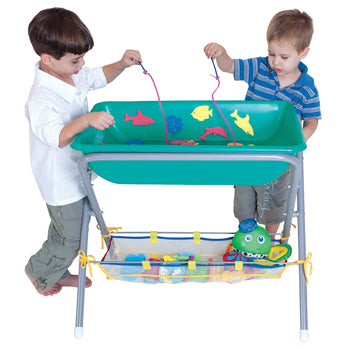 Sand and Water Play, Activity Tubs With Stand, Age 3+, Set