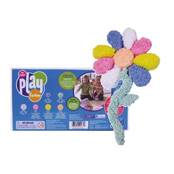 Playfoam(R), Starter Pack, 70 x 32 x 102Mm Bricks, Pack of 6