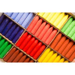 Chubbi Crayons/Chunki Chalk Combo, Age 1+, Pack of 288