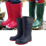 Classic Wellies, Mixed Size Pack, Red, Set of 5 Pairs