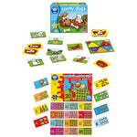 Counting Games, Spotty Dogs + Match & Count, Age 3-6, Pack of 2