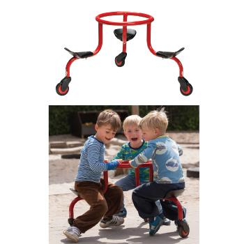 Play Vehicles, Profile, Viking Challenge Range, Circlebike, Age 2-5, Each