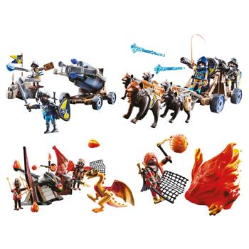 Playmobil Flamerock Fortress Accessories Set