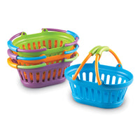 Role Play, Basket Set, New Sprouts Basket Set, Age 18 Mths+, Set