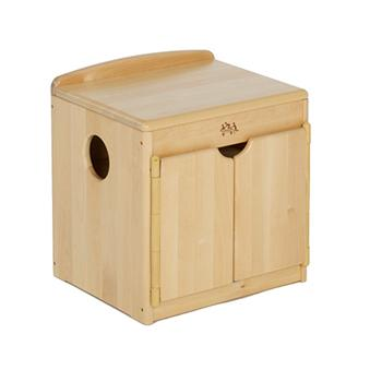 Children's Furniture, Play Collection, Low Cabinet (C501)