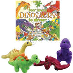 Story Telling Sets, Don't Invite Dinosaurs to Dinner, Set