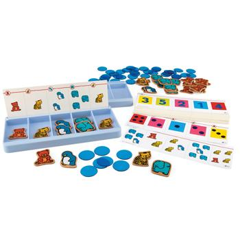 Counting Boxes Set 1, Age 3+, Set
