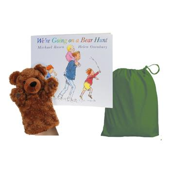 Literacy Story Packs, We're Going On A Bear Hunt, Set