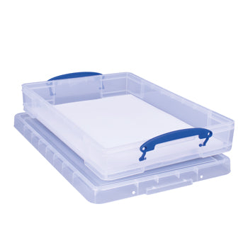 Really Useful Boxes, 10 litre, 520 x 340 x 85mm, Each