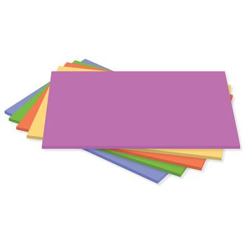 230 Micron Card, A4, Assorted Vivid Card, Pack of 5 x 20 Sheets