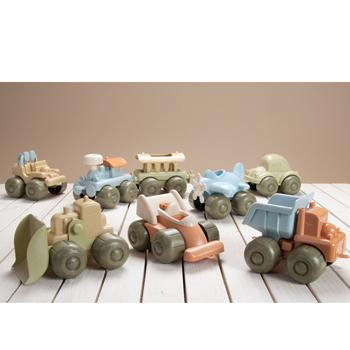 Bioplastic Range, Moon Cars & Vehicles, Age 2+, Set