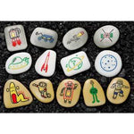 Story Stones, Outer Space, Age 2+, Set of 13