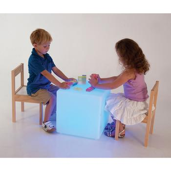 Sensory Lights, Cube, 400mm Cubed, Each