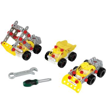 3 In 1 Sets, Constructor, Age 3+, Set