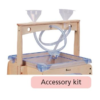 Sand & Water Play Stations, Millhouse Mini Accessory Kit, Set