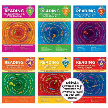 Reading-Comprehension And Word Reading, Year 1, Each