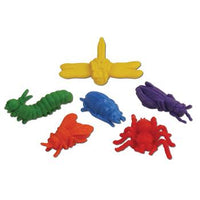 Counter Sets, Backyard Bugs, Age 3+, Set of 72