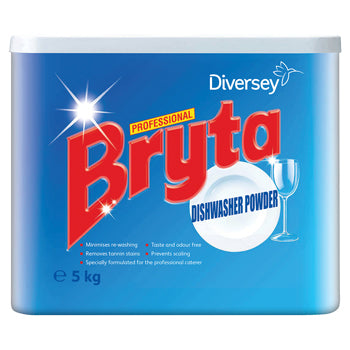 Bryta Dishwasher Powder, Diversey, 5kg
