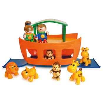 Tolo, Nursery Toys, First Friends, Noah's Ark, Age 1-5, Set