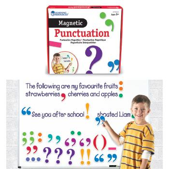 Magnetic Punctuation, Set of 36