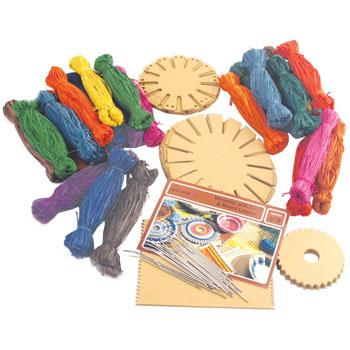 Card Weaving Class Pack, Pack