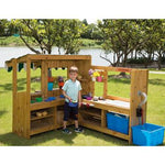 Outdoor Play Range, Kitchen With Pump, Each