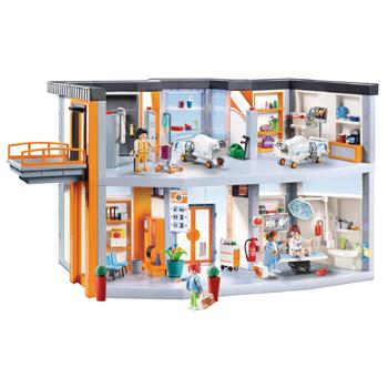 Playmobil Large Hospital, Set