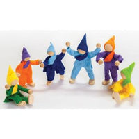 Elf Family, Age 3+, Set of 6