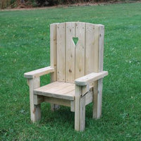 Child's Reading Chair, Each