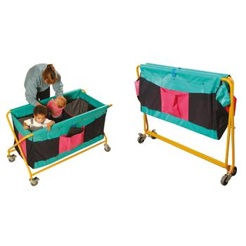 Baby Evacuation Trolley, Age 3 Mths+, Each