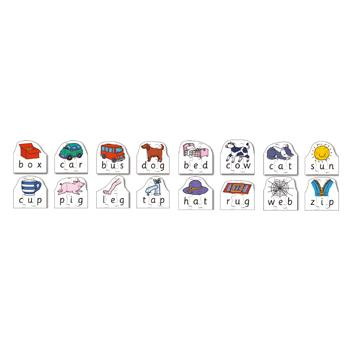 CVD Puzzles, Age 3+, Set of 16