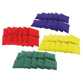 Bean Bags, Cotton, Set of 12