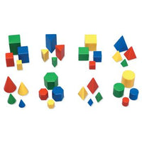 Geometry, Mini Relational Geosolids(R), Set of 32