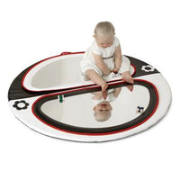 Black & White Range, Mirror Mat, Age 3 Mths+, Each